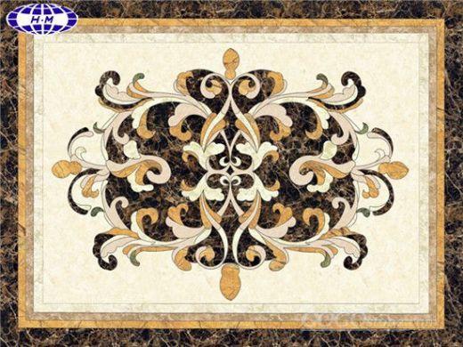 Water Jet Tile Patterns