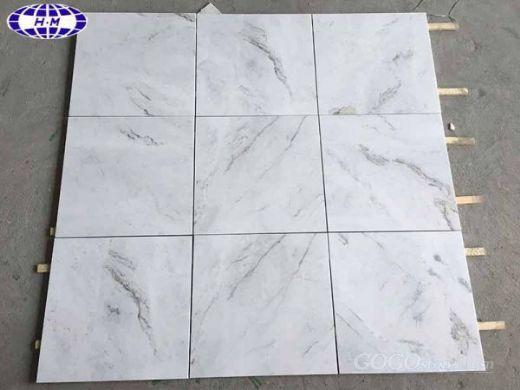 Flooring Decoration White Marble