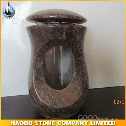 Paradiso Granite Lamp for Funeral