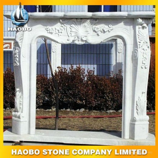 Carved Marble Fireplace Supplier