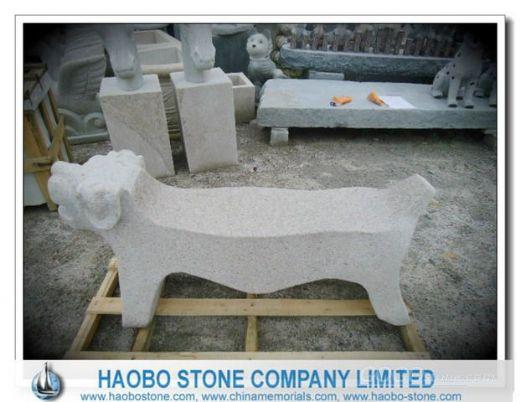 Park Chair in granite G682