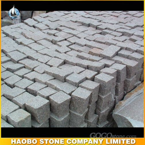 Granite Paving Stone,Curbstone, Cobble Stone
