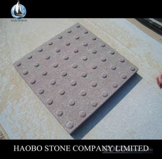 Granite G654 Blind Stone Paving Stone