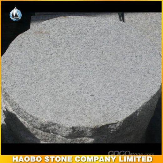 Round Grey Granite Paving Stone G603 Natural Stone Pavement