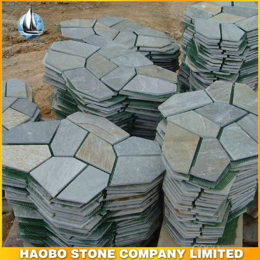 Haobo Stone Good Quality Slate Flagstone