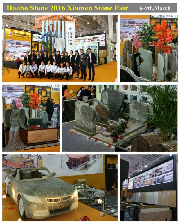 2016th Xiamen Stone Fair Booth B1014