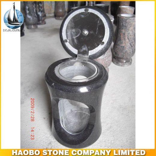 Haobo Granite Lamp, Cemetery Lamp,monument lamp
