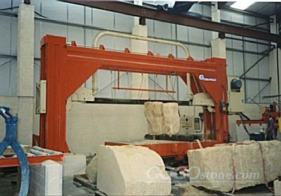 Monolame Diamond Saw Machine