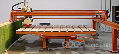 Gamma Bridge Saw Machine