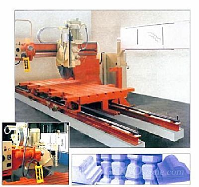 Half Portick Cutting Saw Machine-HP3