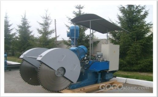 Rail Quarry Saw-Electrical Driven