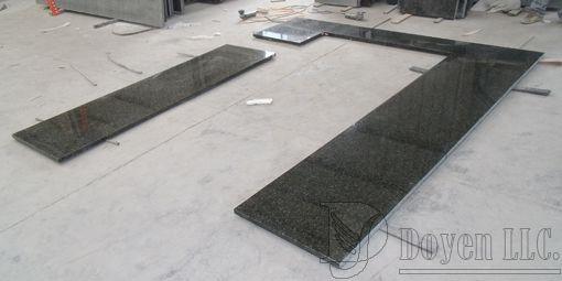 Ubatuba Kitchen Granite