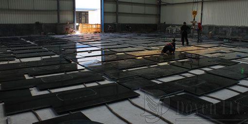 Black Granite Countertop,Black pearl kitchen,