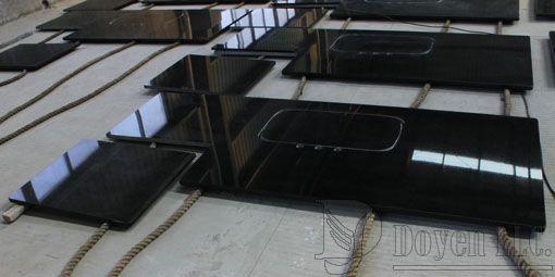Black Pearl Unit, China Black Granite