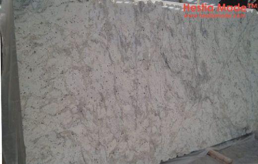 Sri Lanka White granite Slabs
