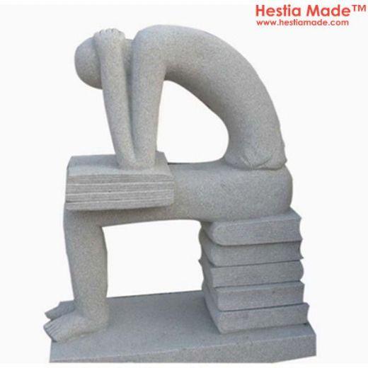 Granite figure Sculpture