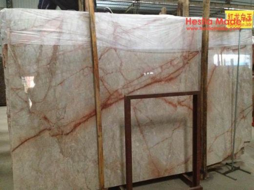 Red Dragon Onyx Slabs Pink