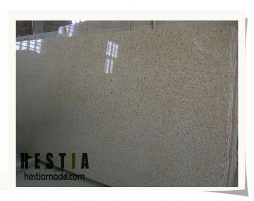 G350 yellow rusty granite big slabs - hestia made