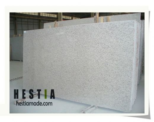 G655 light grey granite slabs