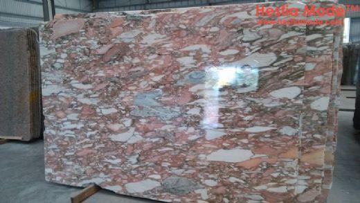 Rosa Norwegian Granite Slabs