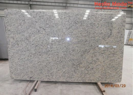 Santa Cecilia White Granite Slabs