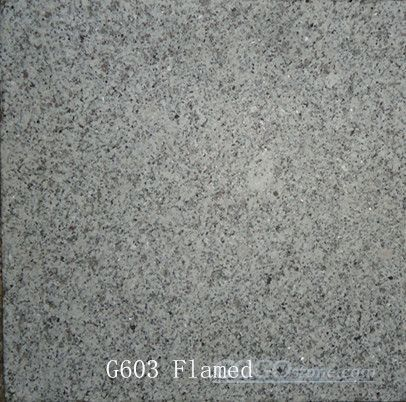 Grey G603 Tile for polish