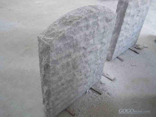 Light grey Irish style headstone