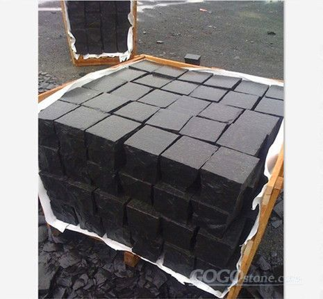 Zhangpu basalt cubes