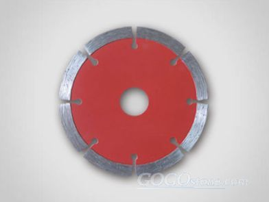 Continuous Blade For Stone