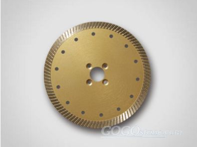 Turbo Blade For Stone
