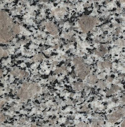 G383 grey granite, brown flower granite