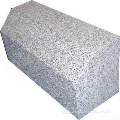 G341 grey granite curbstone ,paving stone