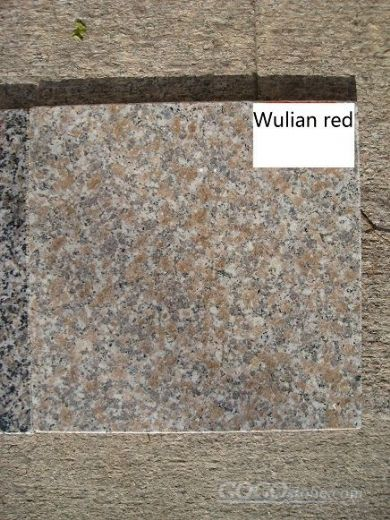 G360,G361,wulian red, wulian flower granite,wulian grey granite