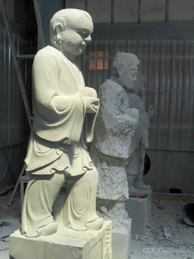 Granite Real-size Figure Statue