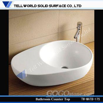 2014 new contemporary bathroom wash basin