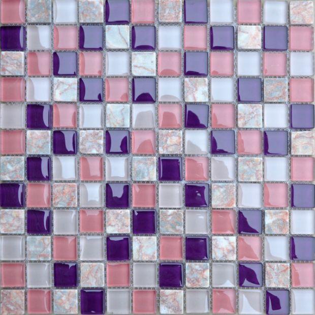Stone Glass Mosaic