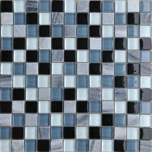 Marmara White, Glass Mosaic