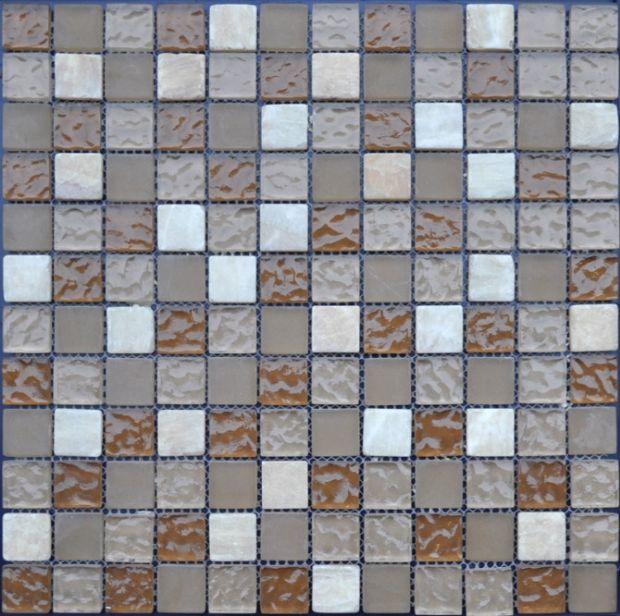 Honey Onyx,Glass Mosaic