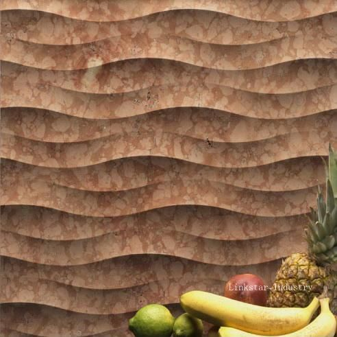3d natural interior wall designs with stones