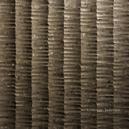 3d stone decorative interior wall paneling