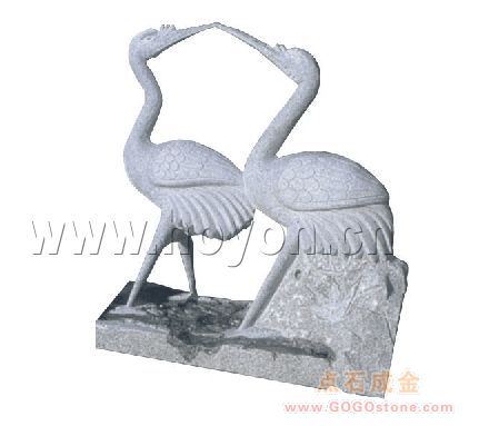 Animal carving—Swan