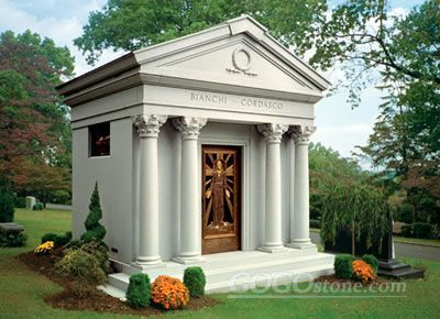 To sell mausoleum