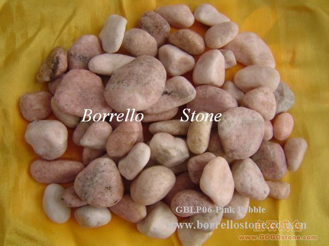 Pink Pebble Stone