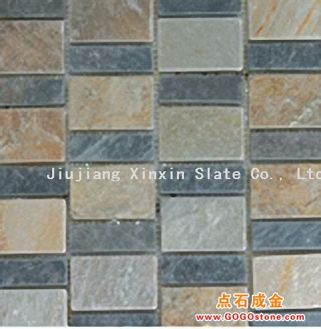 To Sell  mosaic slatesXXS-H04(picture)