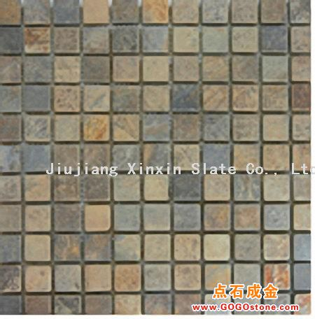 To Sell mosaic slatesXXS-H05-H07(picture)