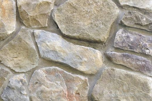 Cultured Stone Bucks County Dressed Fieldstone