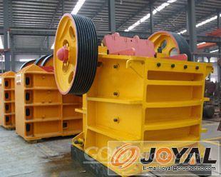Joyal V Series Hydraulic Jaw Crusher VPE500×750