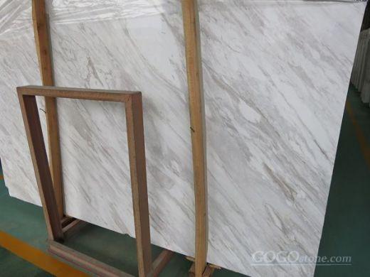 Volakas White Marble,Jazz White Marble