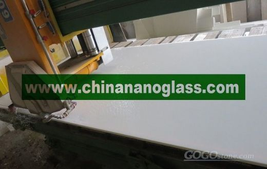 Nano Crystallized White Glass
