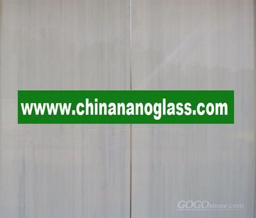 Grey Wooden Nano Marble